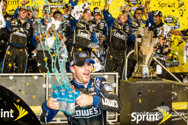2013: Jimmie Johnson (Hendrick-Chevrolet)