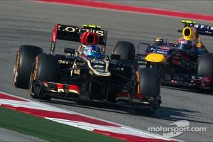Romain Grosjean, Lotus F1 E21