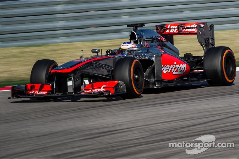 Jenson Button, McLaren MP4-28 (2013)