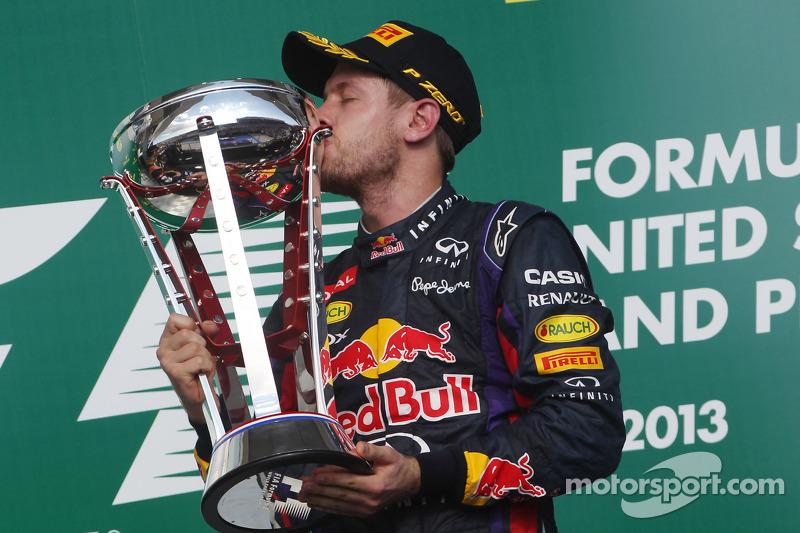 Sebastian Vettel: 4 Grand Chelem