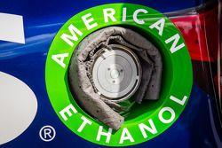 Detalle del Chevrolet para Hendrick Motorsports