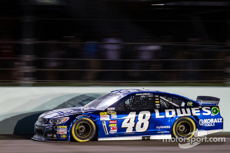 2013: Jimmie Johnson, Hendrick Motorsports Chevrolet