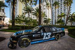 Het Loews Hotel in Miami Beach is de locatie voor de NASCAR Nationwide en Camping World Truck Series