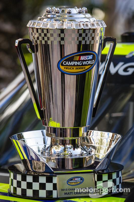Troféu do Campeão da NASCAR Camping World Truck Series