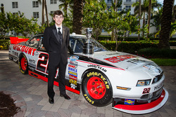 NASCAR Nationwide Series champion owner car: Ryan Blaney