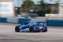 #46 Fall-Line Motorsports Audi R8: Christopher Mies, Charles Putman, Charles Espenlaub, Bryan Seller