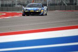 #10 Ferrari of Houston: Chuck Toups