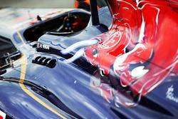 Red Bull Racing RB9 of Jean-Eric Vergne, Scuderia Toro Rosso