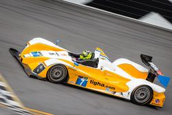 #7 Starworks Motorsport ORECA FLM09 Chevrolet: Mirco Schultis, Renger van der Zande, Robert Gewirtz,
