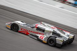 #0 DeltaWing Racing DeltaWing DWC13 Elan: Katherine Legge, Andy Meyrick