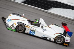 #09 RSR Racing ORECA FLM09 Chevrolet: Bruno Junqueira, Duncan Ende, Chris Cumming, Tristan Vautier,