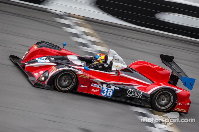 #38 Performance Tech Motorsports ORECA FLM09 Chevrolet: Charlie Shears, Jarrett Boon, Jon Brownson, Raphael Matos