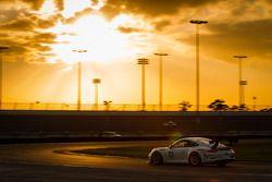 #23 Team Seattle/Alex Job Porsche GT America: Ian James, Mario Farnbacher