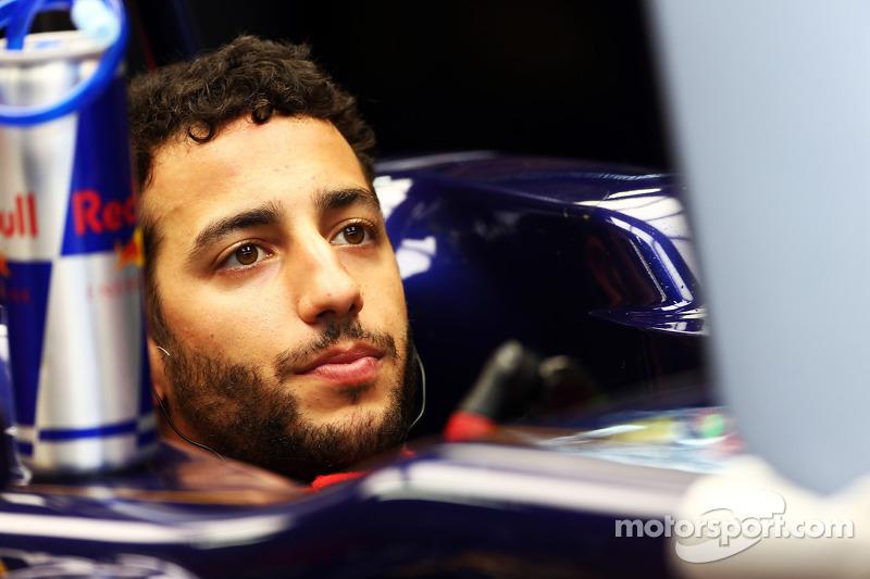 2013 - Daniel Ricciardo, Toro Rosso