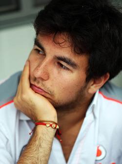 Sergio Pérez, McLaren