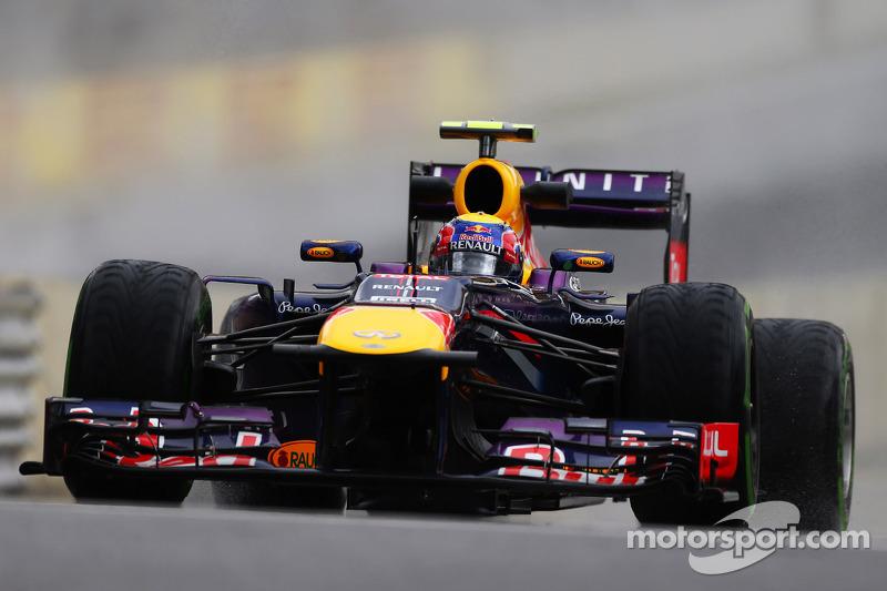13. Mark Webber - 215 grandes premios