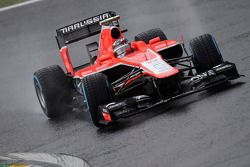 Max Chilton, Marussia F1 Team MR02