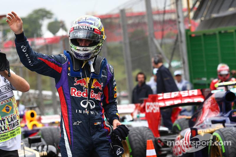 Sebastian Vettel correu por mais um ano pelo time austríaco, mas não voltou ao topo do pódio, sendo eclipsado por seu novo companheiro, Daniel Ricciardo