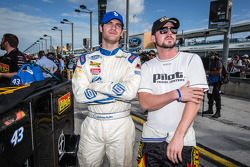 Corey Lajoie and Michael Annett
