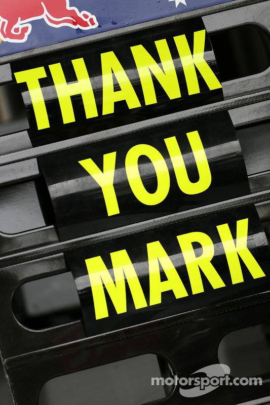 Gracias Mark
