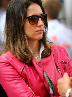 Ana Beatriz, Indy car driver