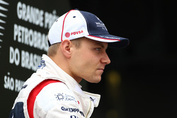 Valtteri Bottas, Williams no desfile de pilotos