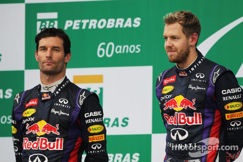 2013 - Red Bull, Mark Webber e Sebastian Vettel