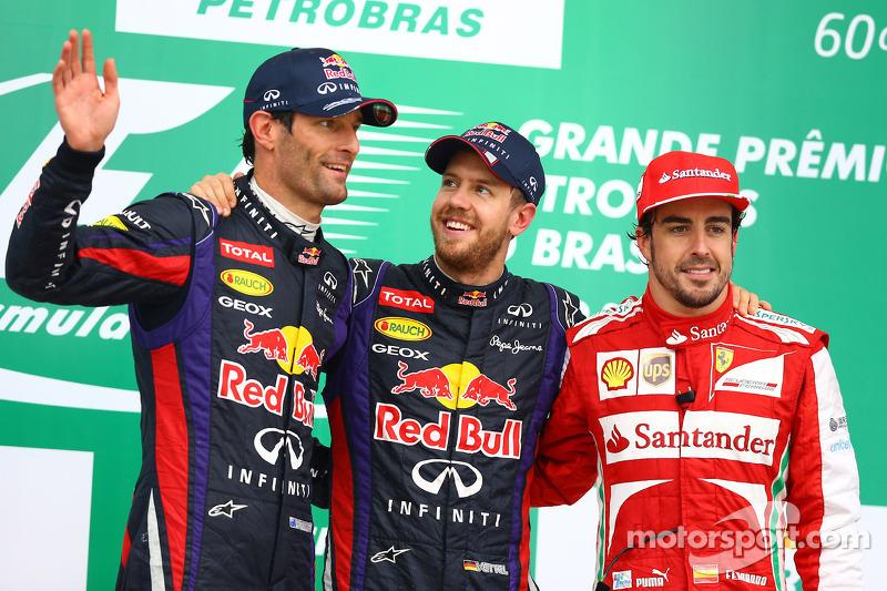 Red Bull: 9 victorias seguidas en 2013