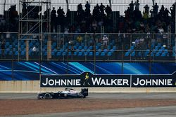 Valtteri Bottas, Williams FW35 retired from the race after colliding with Lewis Hamilton, Mercedes A