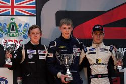 Championship Podium from left: 2nd place Jake Cook 1st Place Matthew Graham and 3rd place Sennan Fielding