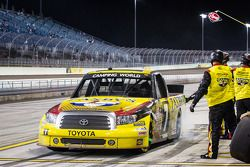 Pit stop for John Wes Townley