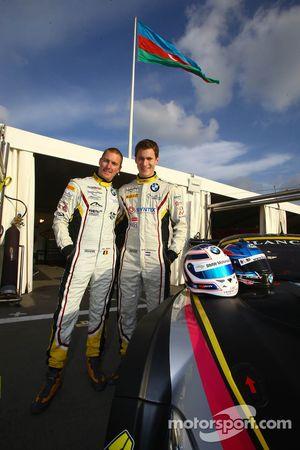 Maxime Martin en Nicky Catsburg