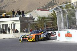 #45 TDS Racing BMW Z4: Henry Hassid, Anthony Beltoise
