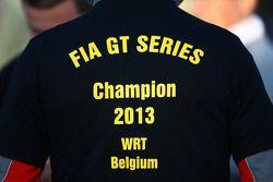 Les champions WRT Belgium