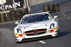 #62 Fortec Motorsport Mercedes SLS AMG GT3: Oli Webb, Benji Hetherington