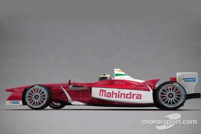 Mahindra Racing aankondiging