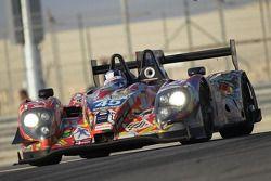 #45 OAK Racing Morgan-Nissan: Jacques Nicolet, Keiko Ihara, David Cheng