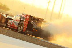 #12 Rebellion Racing Lola B12/60 Coupe - Toyota: Andrea Belicchi, Mathias Beche, Nicolas Prost in tr