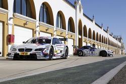 BMW M3 DTM und BMW Z4 GT3