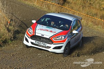 Ford M-Sport test