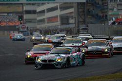 #4 GSR&Studie met TeamUKYO BMW Motorsport Z4 GT3: Nobuteru Taniguchi, Tatsuya Kataoka