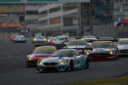 #4 GSR&Studie with TeamUKYO BMW Motorsport Z4 GT3: Nobuteru Taniguchi, Tatsuya Kataoka