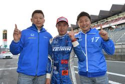 GT500 winnaar Koudai Tsukakoshi