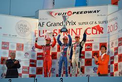 GT500 vencedor Koudai Tsukakoshi