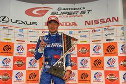 GT500 winner Koudai Tsukakoshi