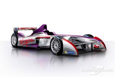 Virgin Racing announcement