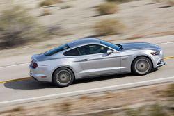 De 2015 Ford Mustang GT