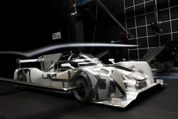 Onroak Automotive LM P1 in the wind tunnel