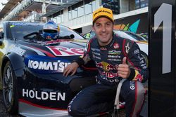 O vencedor Jamie Whincup, Red Bull Holden