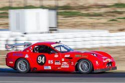 #94 BAMF Racing Panoz GTS: Rocky Angen, Kurt Angen, Paul Normandin, Rob Wellington